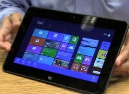 (video) Dell Latitude 10 Windows 8 Tablet