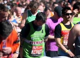 (video) Love For Boston Shown at the London Marathon