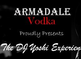 Armadale Vodka & DJ Yoshi