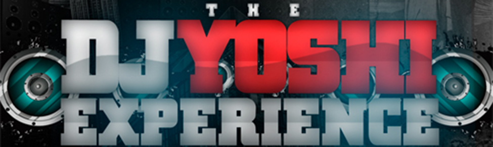 DJ Yoshi Experience Logo