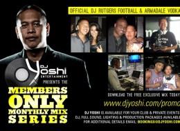 DJ Yoshi's New House Music Mix