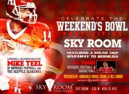 DJ Yoshi Gives Away a Trip to Bermuda at Sky Room NYC
