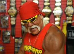 (video) Hulk Hogan Pumps Up the US Men's Soccer Team