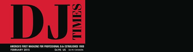 DJ Times Logo Banner