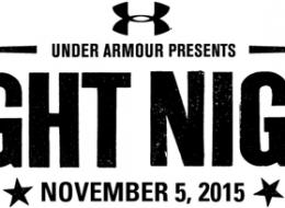 Under Armour Presents Fight Night 2015 w/ DJ Yoshi