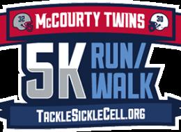 DJ Yoshi Spins The Tackle Sickle Cell 5K Run/Walk